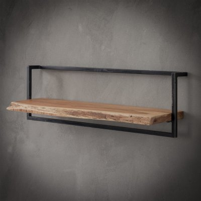 Wandplank edge 100cm